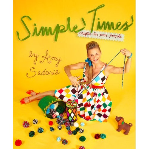 amy sedaris my arts and craft heroine girl in a party hat